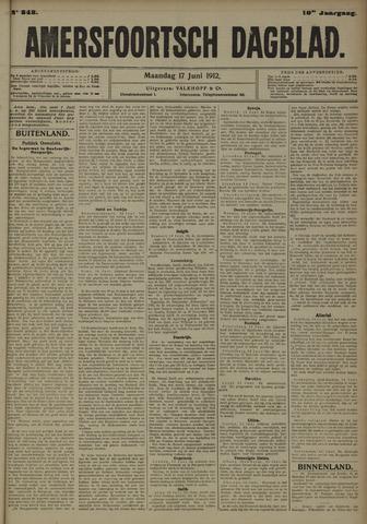 Amersfoortsch Dagblad 1912-06-17