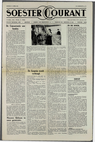 Soester Courant 1951-04-17