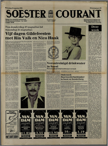 Soester Courant 1981-08-19