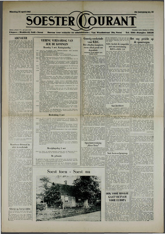 Soester Courant 1967-04-25