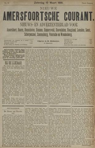 Nieuwe Amersfoortsche Courant 1881-03-19