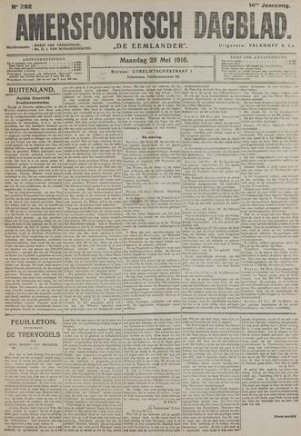 Amersfoortsch Dagblad / De Eemlander 1916-05-29