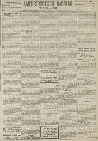 Amersfoortsch Dagblad / De Eemlander 1922-08-26