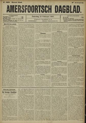 Amersfoortsch Dagblad 1907-02-23