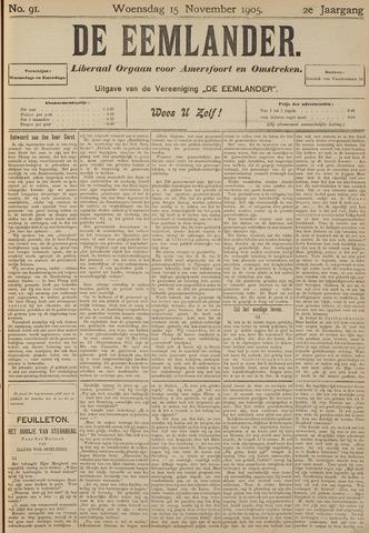 De Eemlander 1905-11-15