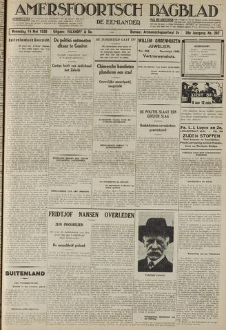 Amersfoortsch Dagblad / De Eemlander 1930-05-14