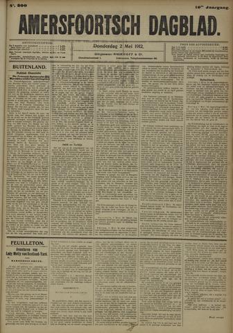 Amersfoortsch Dagblad 1912-05-02