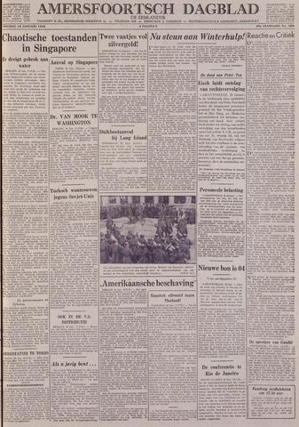 Amersfoortsch Dagblad / De Eemlander 1942-01-16