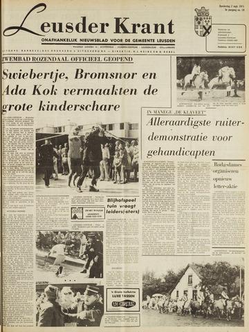 Leusder Krant 1971-09-02
