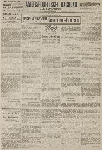 Amersfoortsch Dagblad / De Eemlander 1926-06-22
