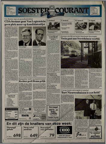 Soester Courant 1997-10-08