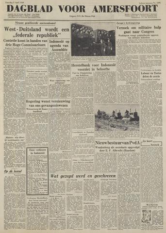 Dagblad voor Amersfoort 1949-04-09