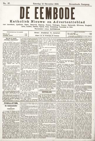 De Eembode 1903-12-12