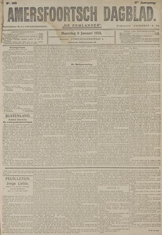 Amersfoortsch Dagblad / De Eemlander 1913-01-06
