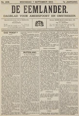 De Eemlander 1910-09-07
