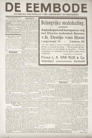 De Eembode 1920-06-25