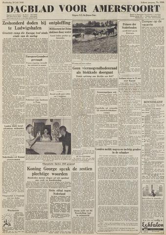 Dagblad voor Amersfoort 1948-07-29