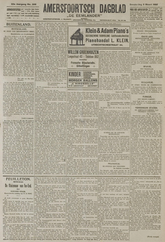 Amersfoortsch Dagblad / De Eemlander 1925-03-05