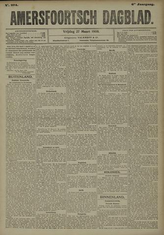 Amersfoortsch Dagblad 1908-03-27