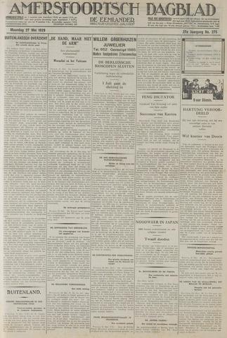 Amersfoortsch Dagblad / De Eemlander 1929-05-27