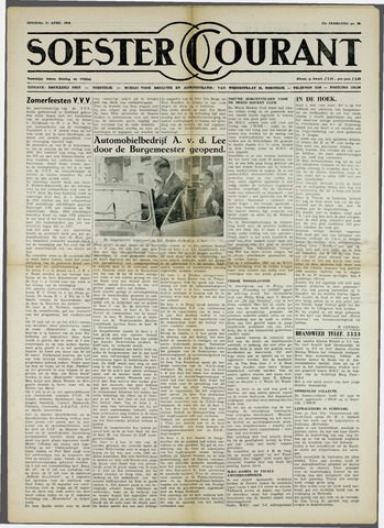 Soester Courant 1959-04-21