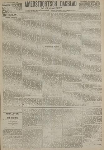 Amersfoortsch Dagblad / De Eemlander 1919-01-23