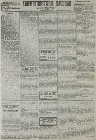 Amersfoortsch Dagblad / De Eemlander 1922-06-15