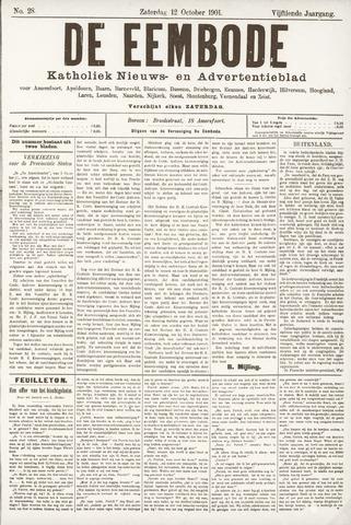 De Eembode 1901-10-12