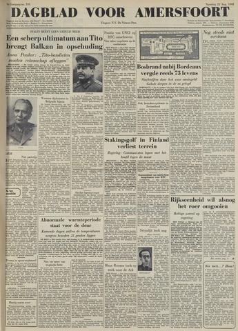 Dagblad voor Amersfoort 1949-08-22