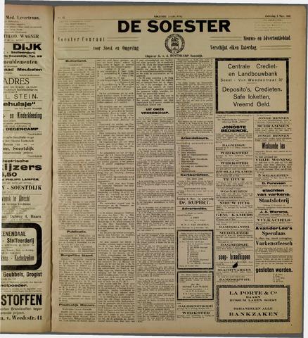De Soester 1921-11-05