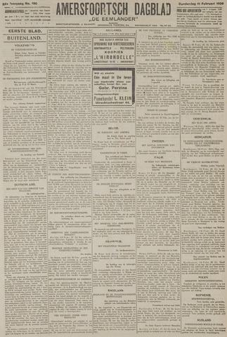 Amersfoortsch Dagblad / De Eemlander 1926-02-11