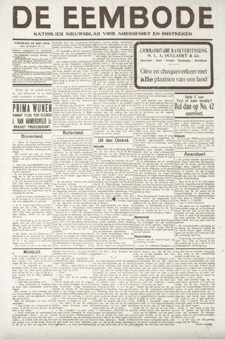 De Eembode 1920-05-28