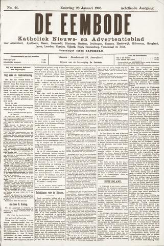 De Eembode 1905-01-28