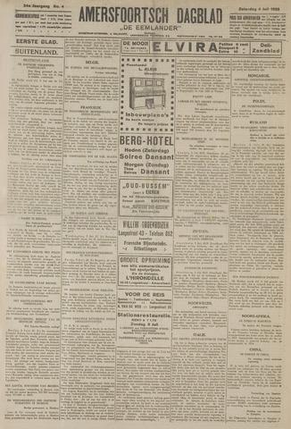 Amersfoortsch Dagblad / De Eemlander 1925-07-04