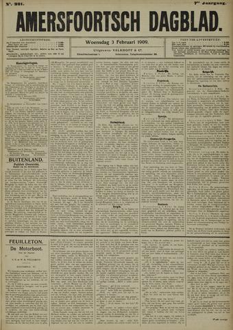 Amersfoortsch Dagblad 1909-02-03