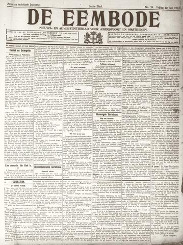 De Eembode 1913-06-20