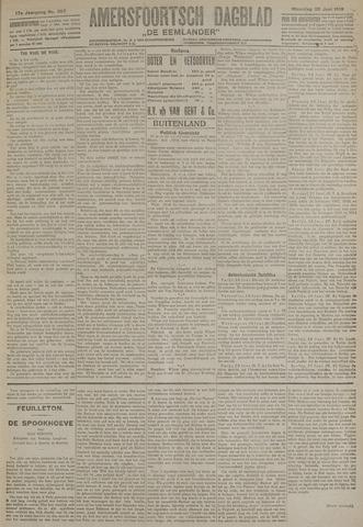 Amersfoortsch Dagblad / De Eemlander 1919-06-30