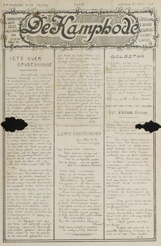 De Kampbode 1918-03-27