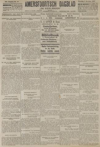 Amersfoortsch Dagblad / De Eemlander 1927-10-11