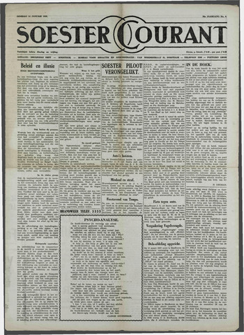 Soester Courant 1958-01-14