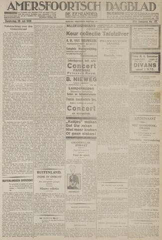 Amersfoortsch Dagblad / De Eemlander 1928-07-26
