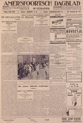 Amersfoortsch Dagblad / De Eemlander 1935-05-03