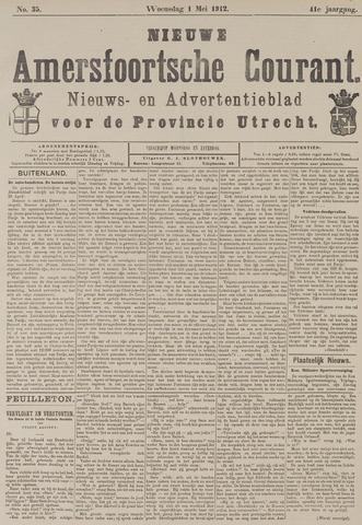 Nieuwe Amersfoortsche Courant 1912-05-01
