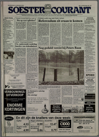 Soester Courant 2002-01-09
