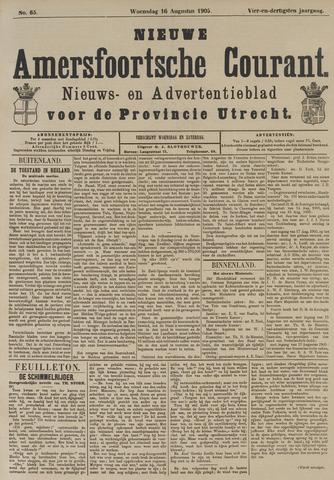Nieuwe Amersfoortsche Courant 1905-08-16