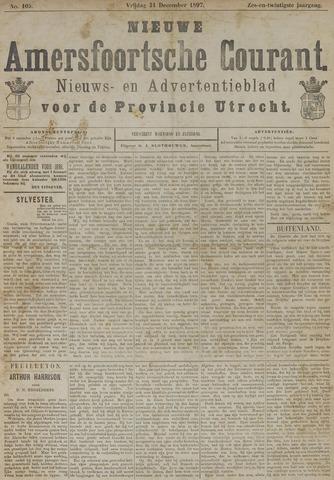 Nieuwe Amersfoortsche Courant 1897-12-31
