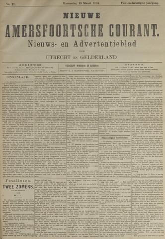 Nieuwe Amersfoortsche Courant 1895-03-13