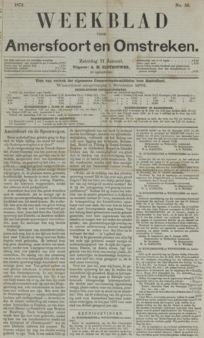 Weekblad voor Amersfoort en Omstreken 1873-01-11