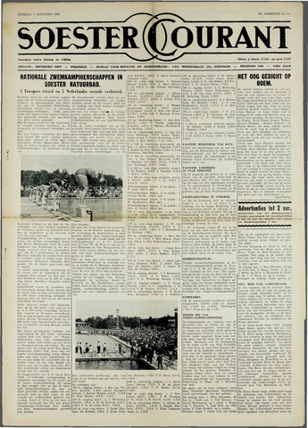 Soester Courant 1962-08-07
