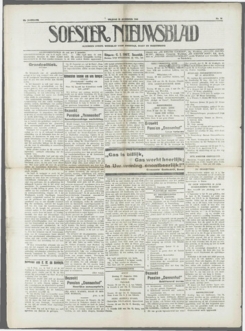 Soester Courant 1933-08-25